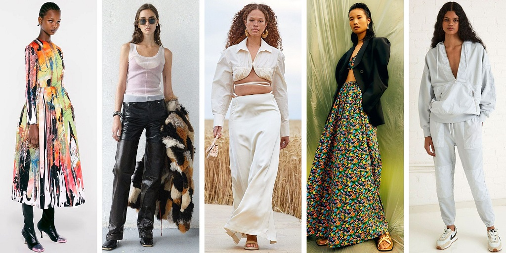Top Fashion Trends from Spring/Summer 2021